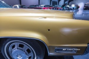 Prominenter Vorbesitz Elvis Presley Cadillac 4