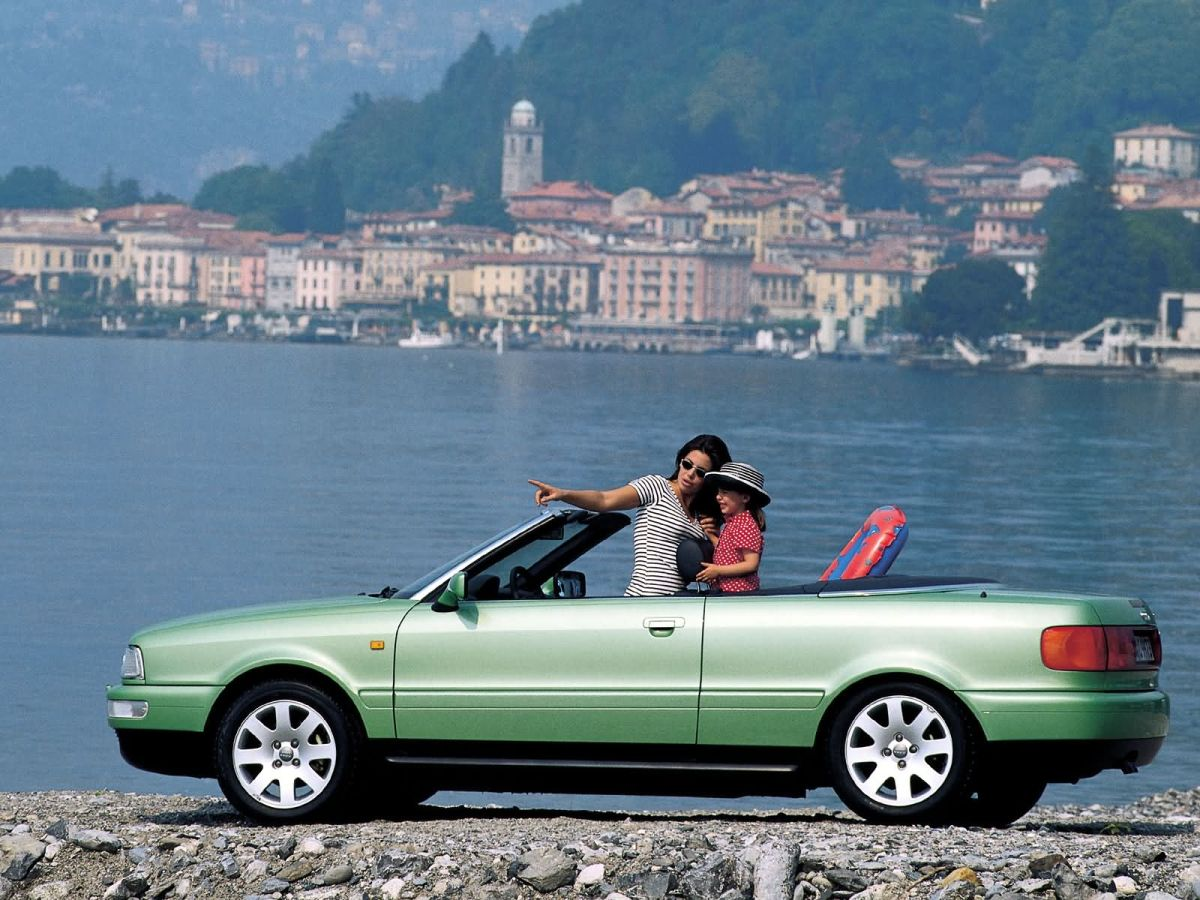 Audi Cabriolet See 1