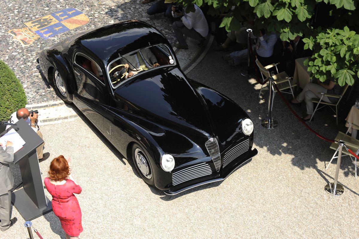 Carrozzeria Bertone Alfa Romeo 6C