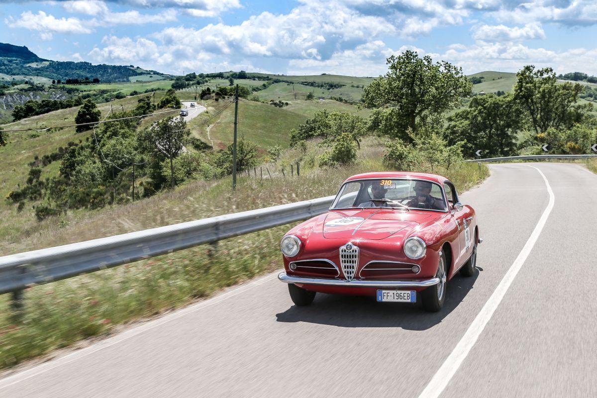 Carrozzeria Bertone Alfa Romeo Giulietta Sprint