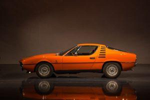 Carrozzeria Bertone Alfa Romeo Montreal 2