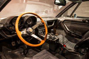 Carrozzeria Bertone Alfa Romeo Montreal 3