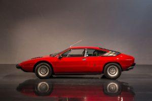 Carrozzeria Bertone Lamborghini Urraco 4