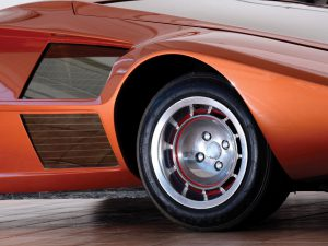 Carrozzeria Bertone Lancia Stratos Zero 4