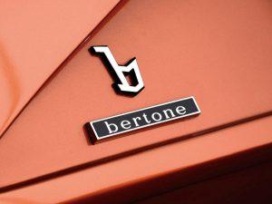 Carrozzeria Bertone Lancia Stratos Zero 5