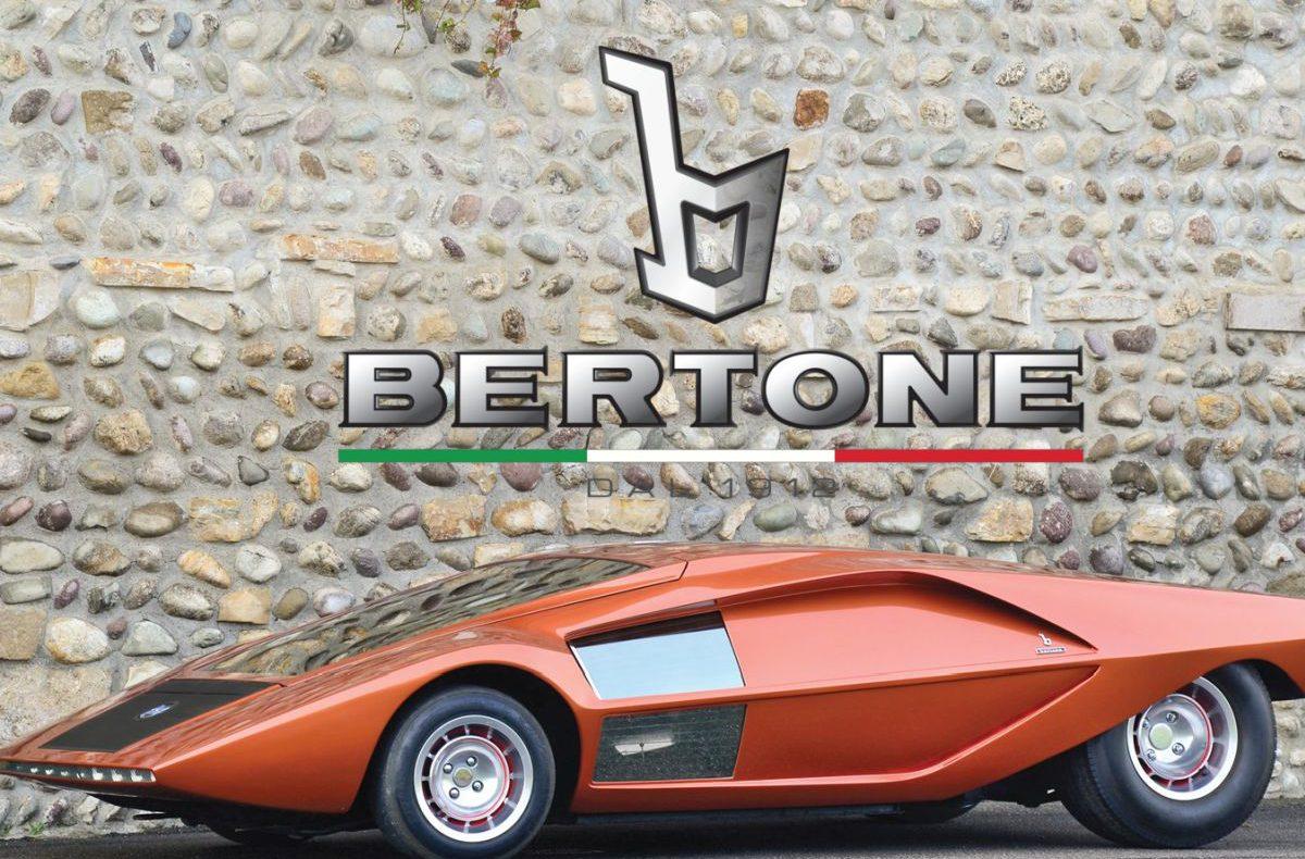 Carrozzeria Bertone Lancia Stratos Zero Titel 3