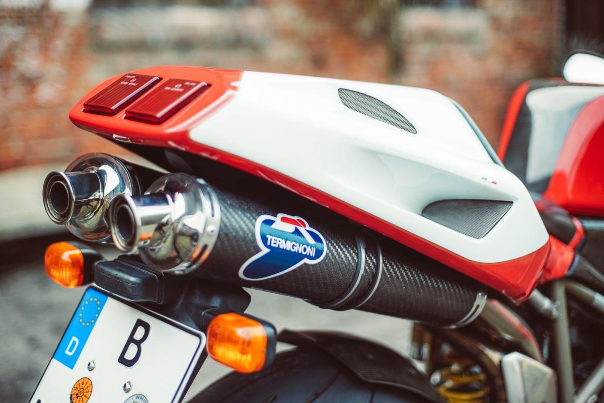 Ducati 916 Auspuff 3