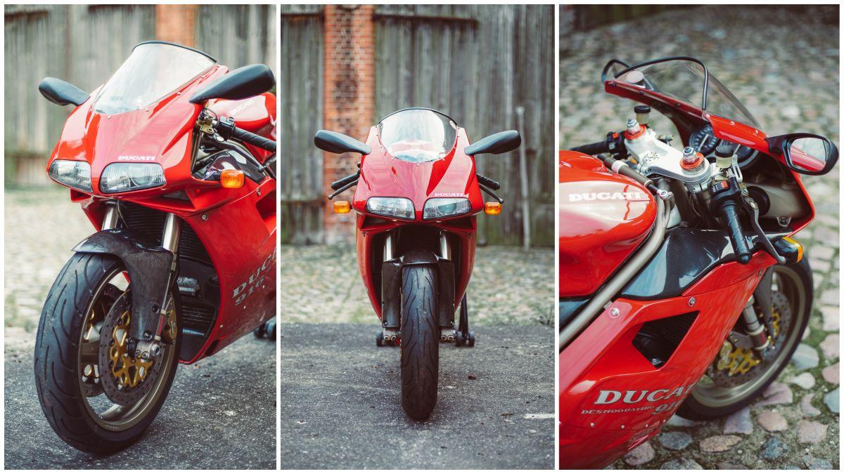 Ducati 916 Collage 1a