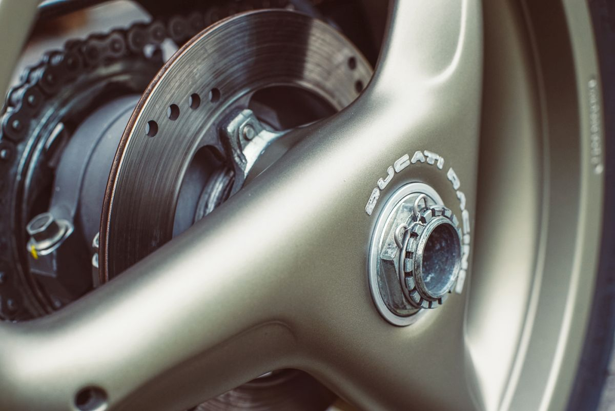 Ducati 916 Felge