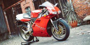 Ducati 916 – Das Super-Super-Superbike