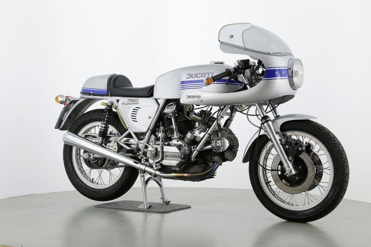 Retro Classics Stuttgart 2018 Ducati 750 SS