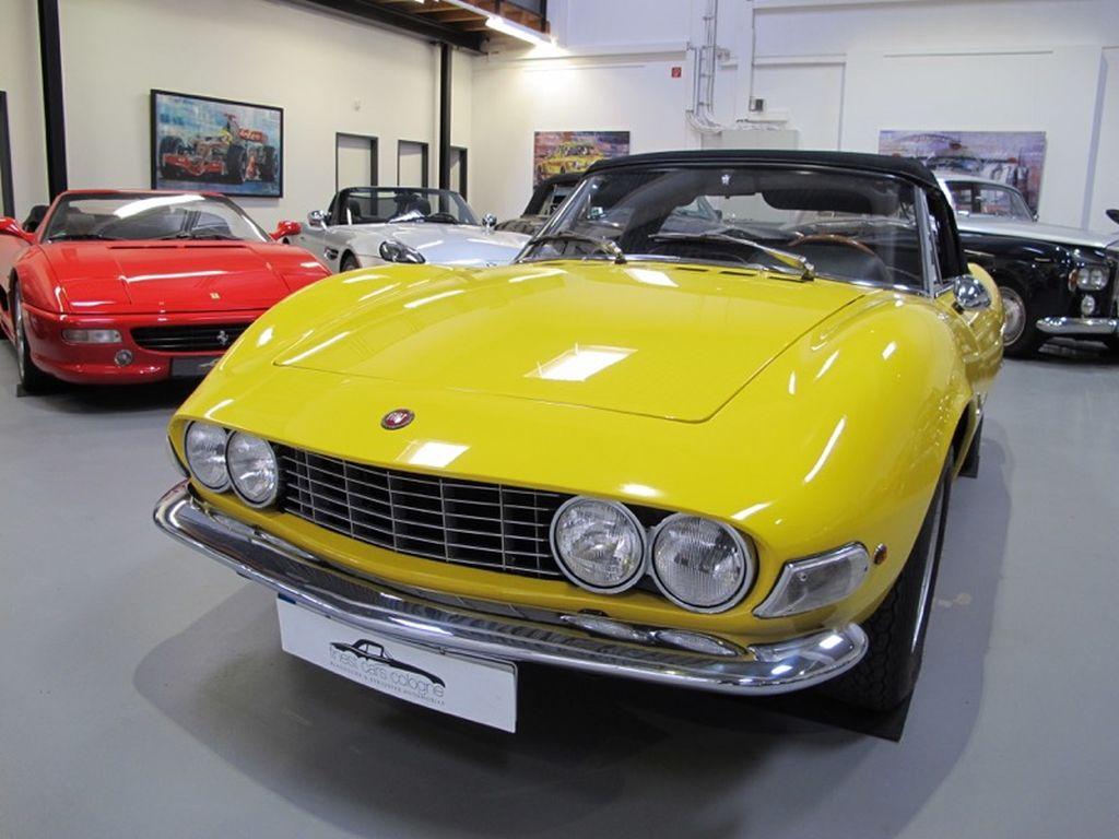 Retro Classics Stuttgart 2018 Fiat Dino