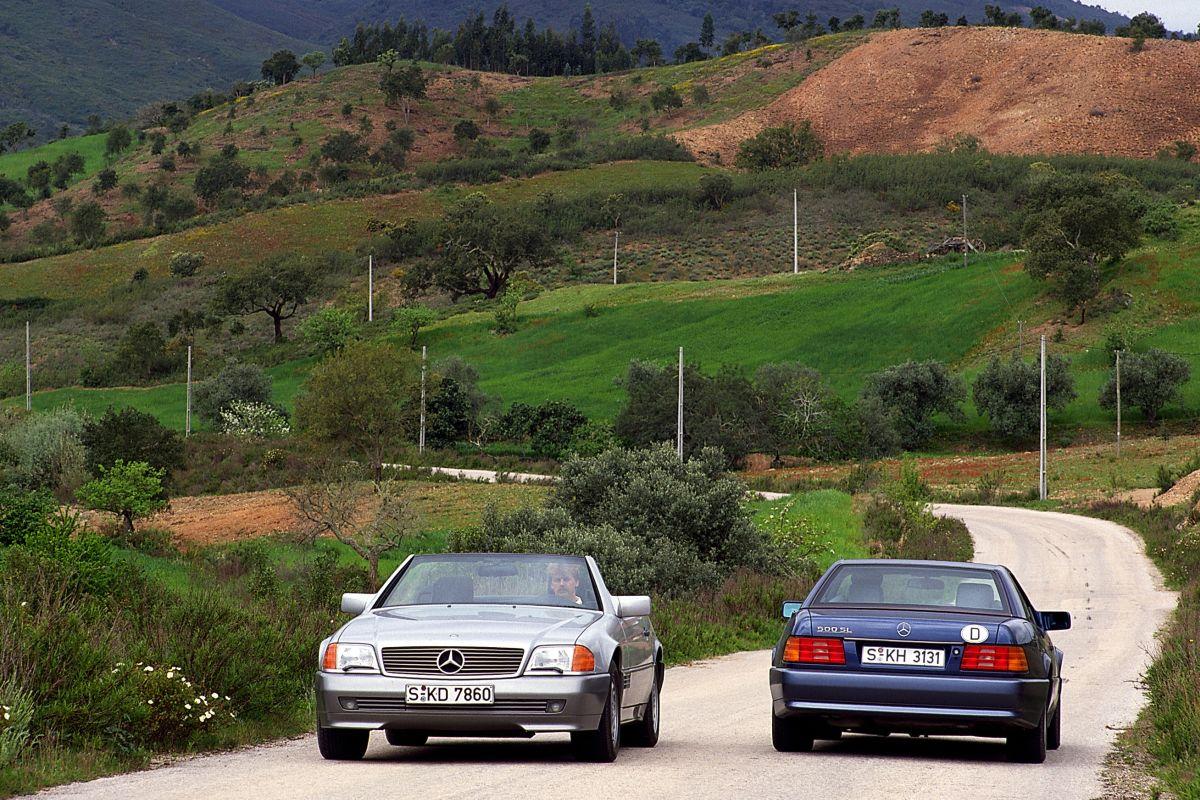 Mercedes-Benz-R129