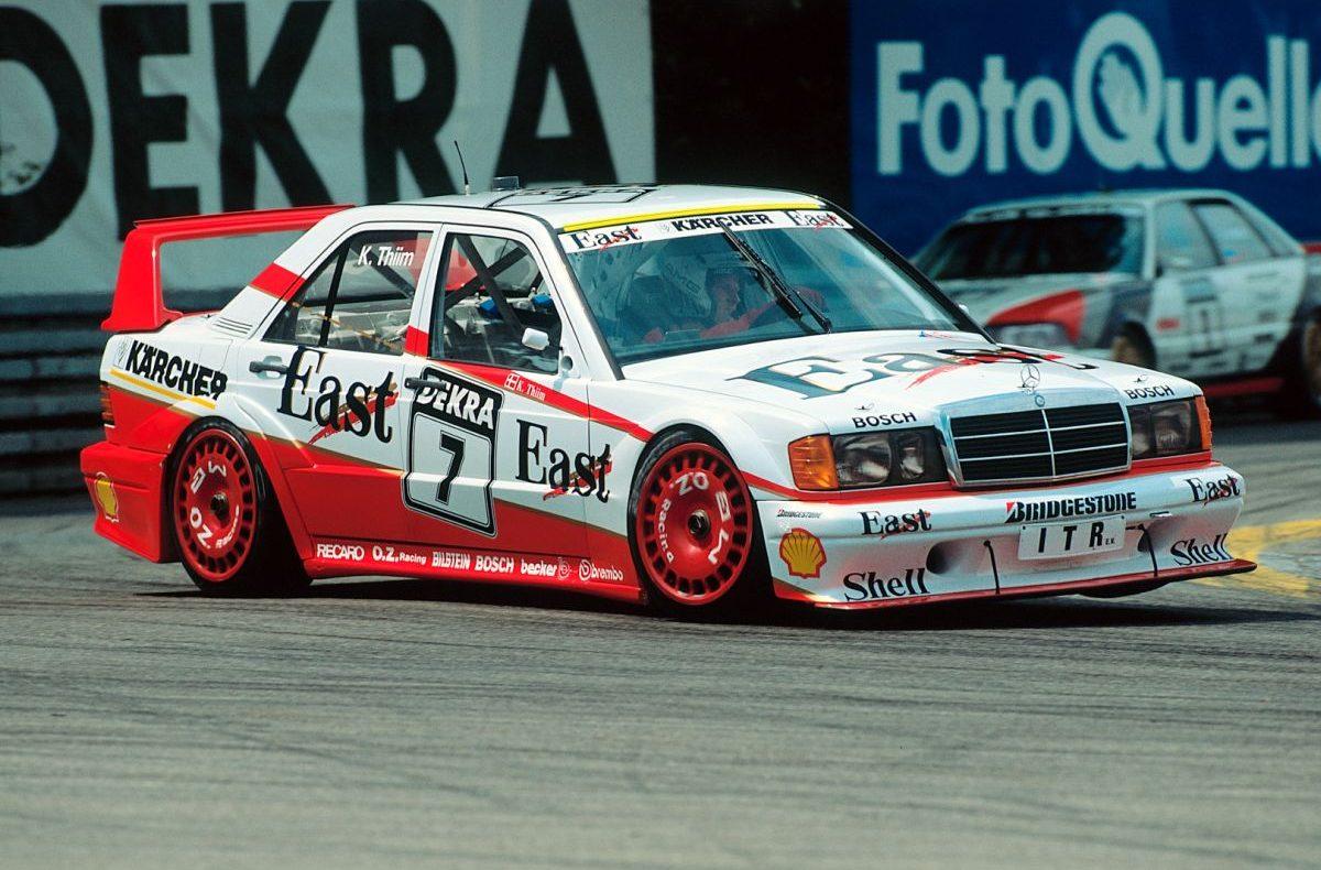 Mercedes-Benz DTM 3