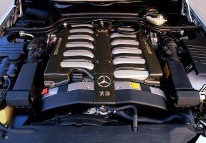Mercedes-SL-73-AMG