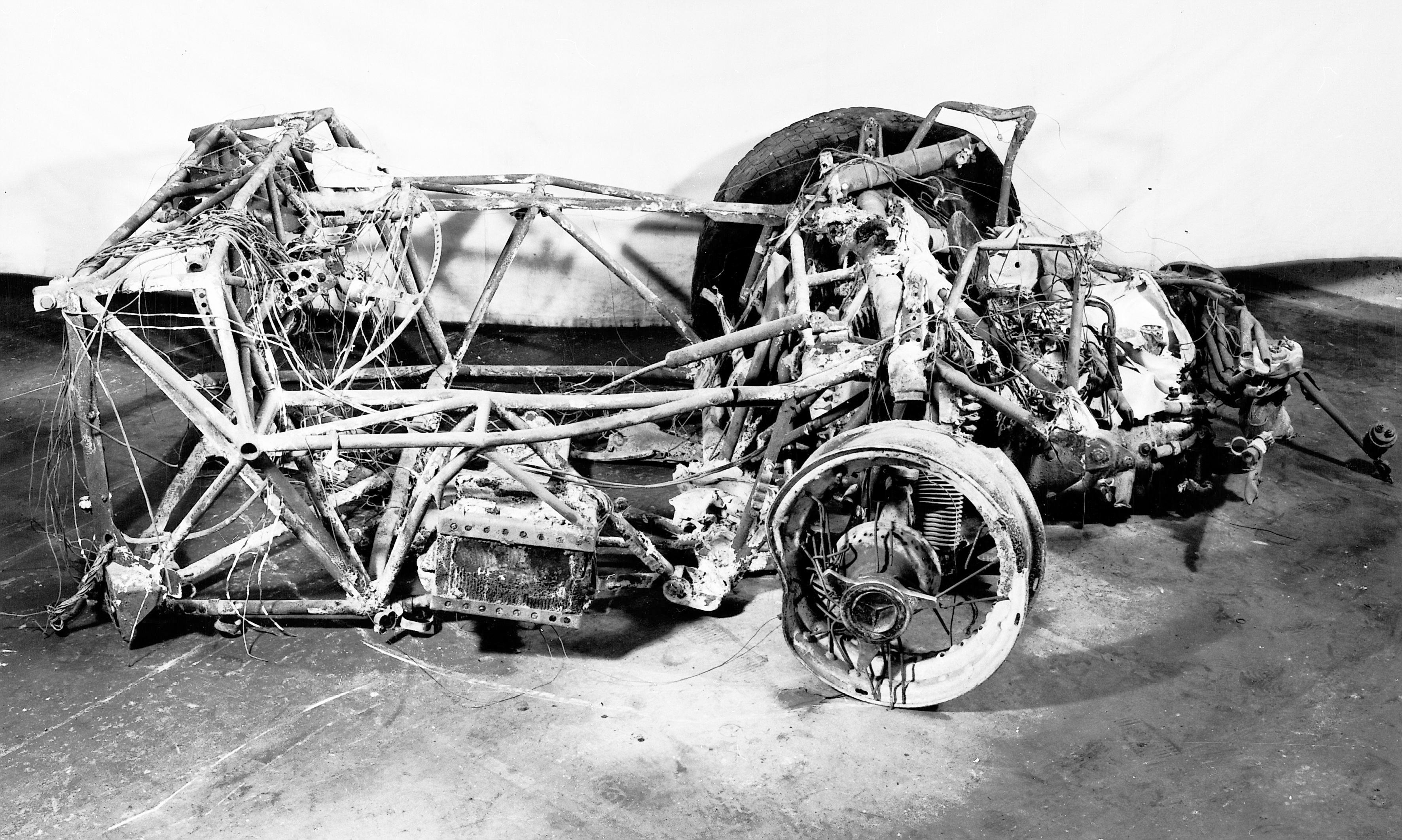 Le Mans 1955 - 300 SL