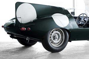 Le Mans 1955 - Jaguar D-Type