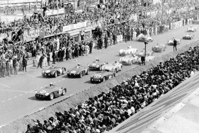 Le Mans 1955 - Start