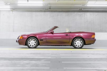 Mercedes-Benz SL R 129 1