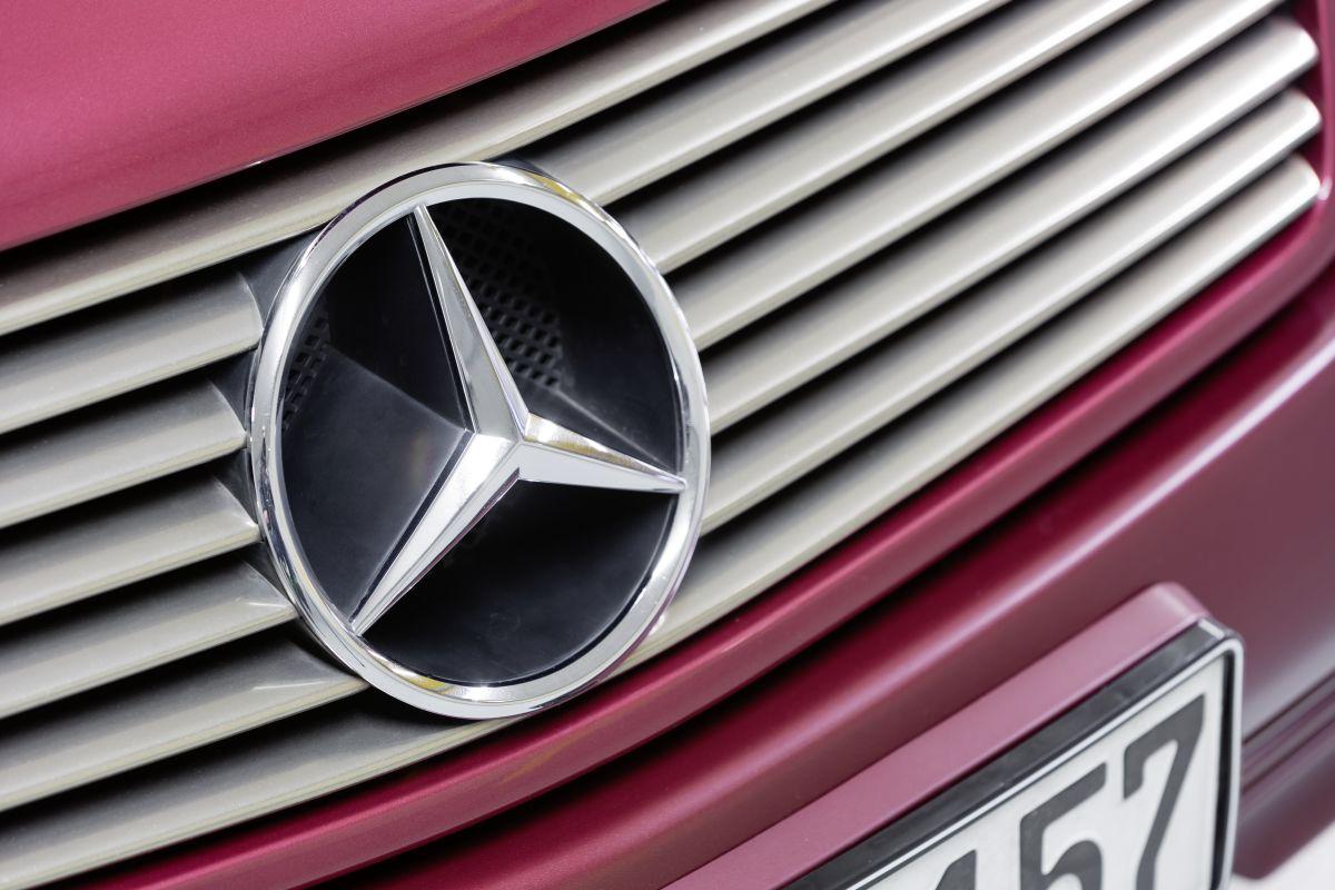 Mercedes-Benz SL R 129 13