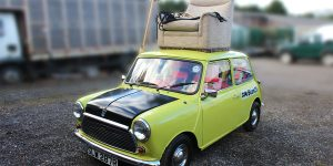 Ein Star in Citron Green – Mr. Beans Mini 1000 MK2