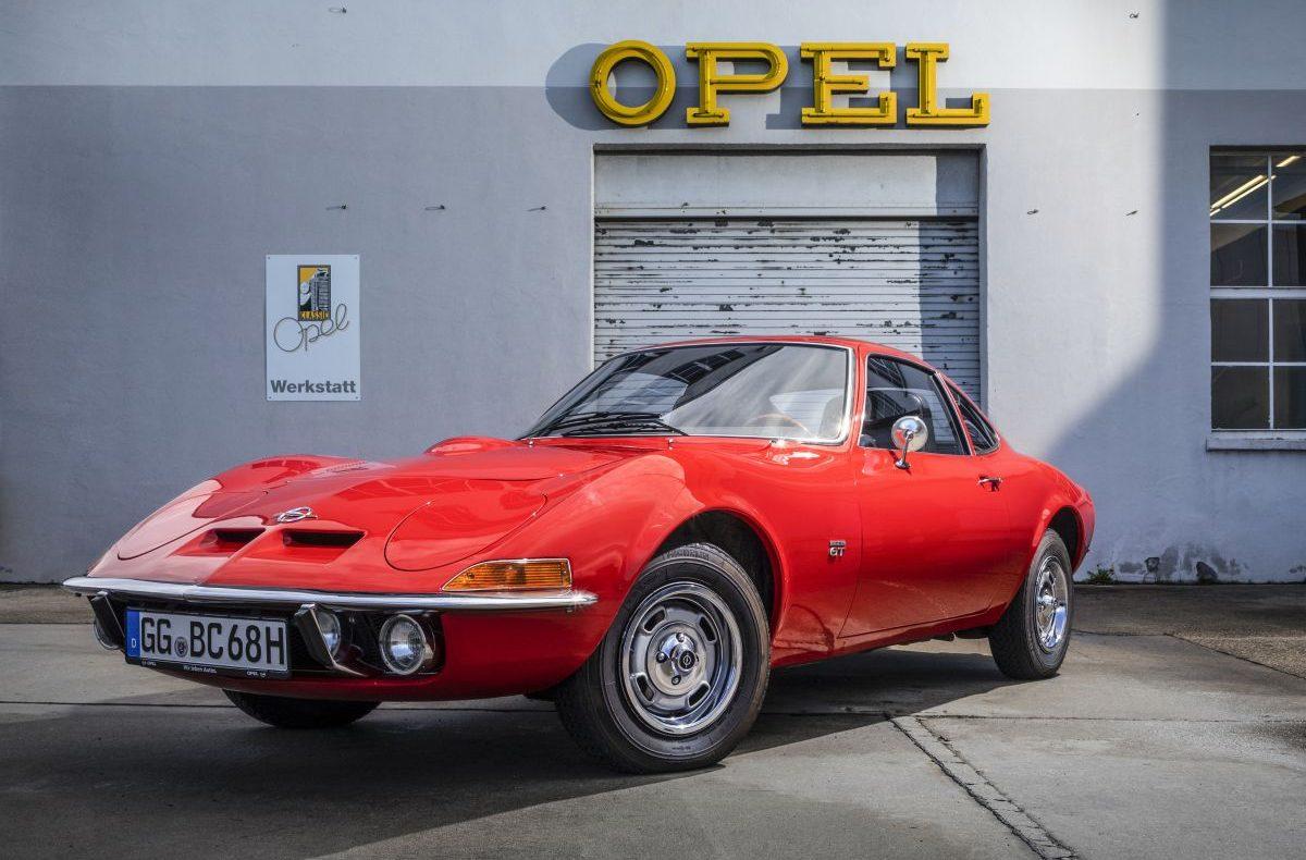 Opel GT Titel 1
