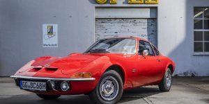 Rüsselsheims Stolz – 50 Jahre Opel GT