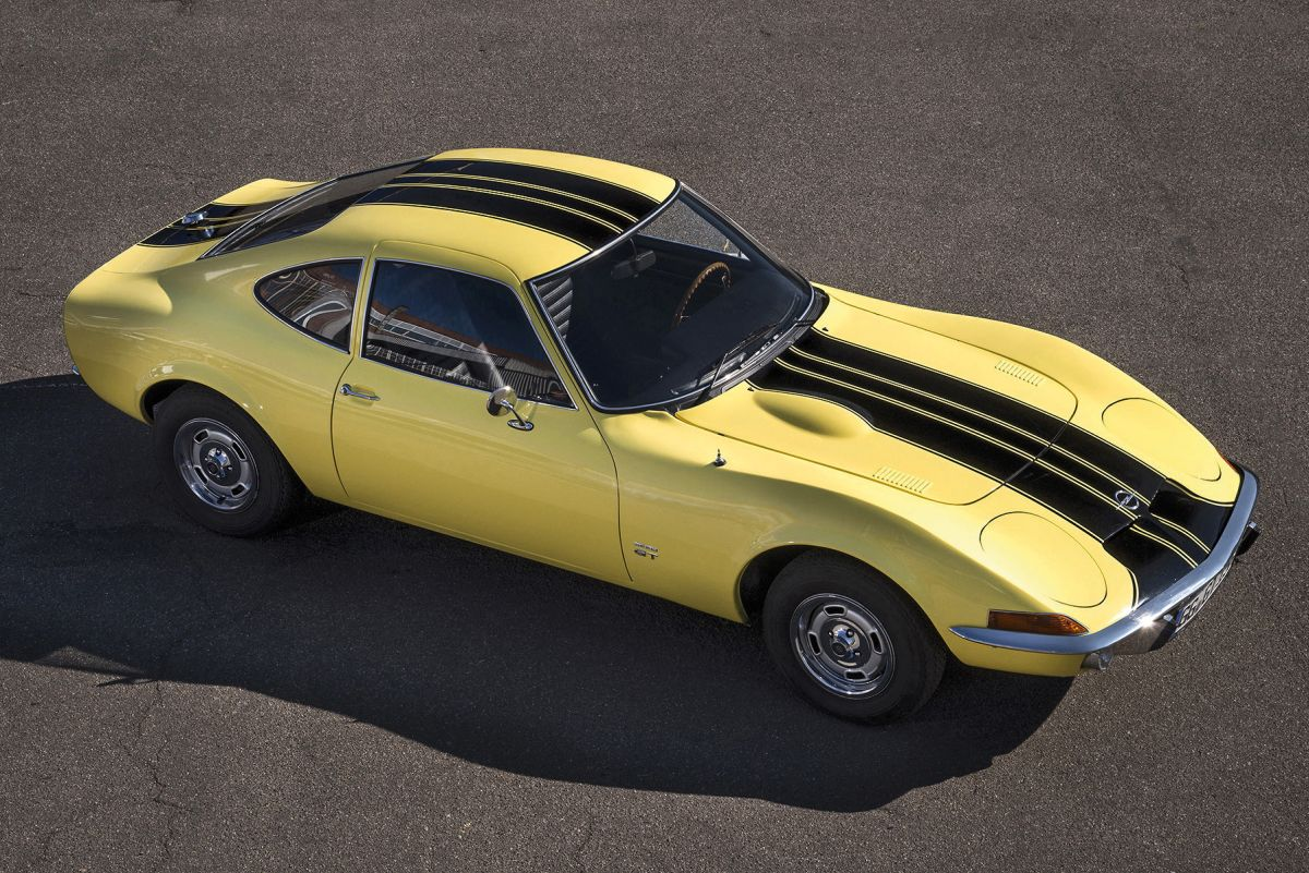 Opel GT Bodensee 1