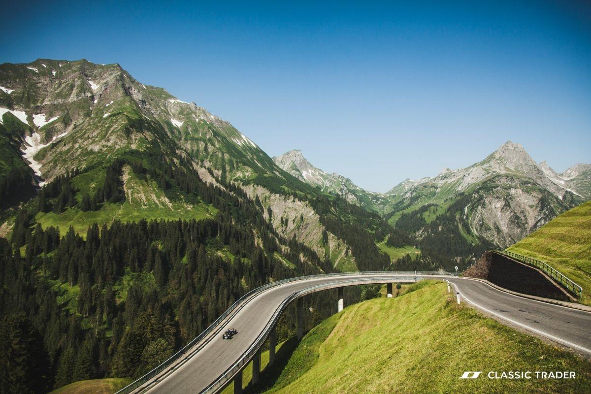 Arlberg Classic Landschaft