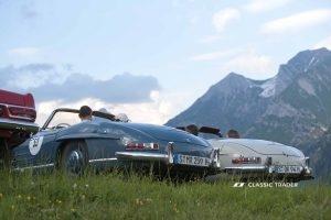 Arlberg Classic Mercedes Benz 300 SL