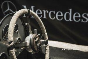 Arlberg Classic Mercedes Benz Lenkrad