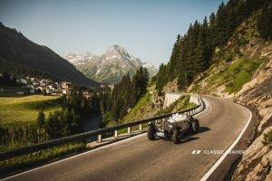 Arlberg Classic Mercedes Benz SSK 1