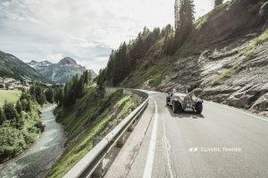 Arlberg Classic Mercedes Benz SSK 3
