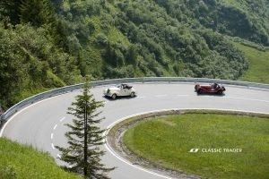 Arlberg Classic Mercedes Benz Serpenine