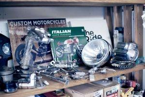 Kaffeemaschine Custom Motorcycles 12