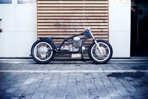 Kaffeemaschine Custom Motorcycles 17