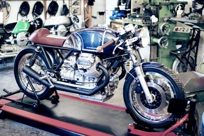 Kaffeemaschine Custom Motorcycles 2