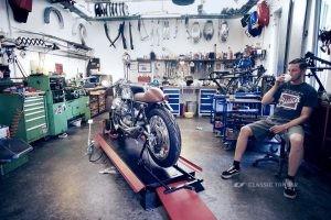 Kaffeemaschine Custom Motorcycles 3