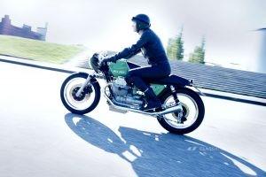 Kaffeemaschine Custom Motorcycles 7