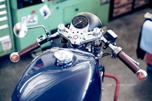 Kaffeemaschine Custom Motorcycles 8