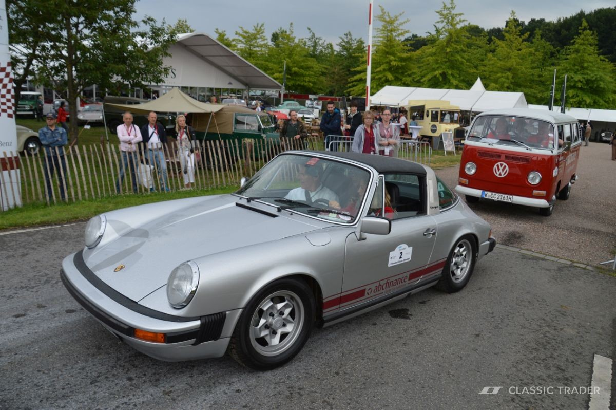Malina Wolter Portrait Porsche 911 3