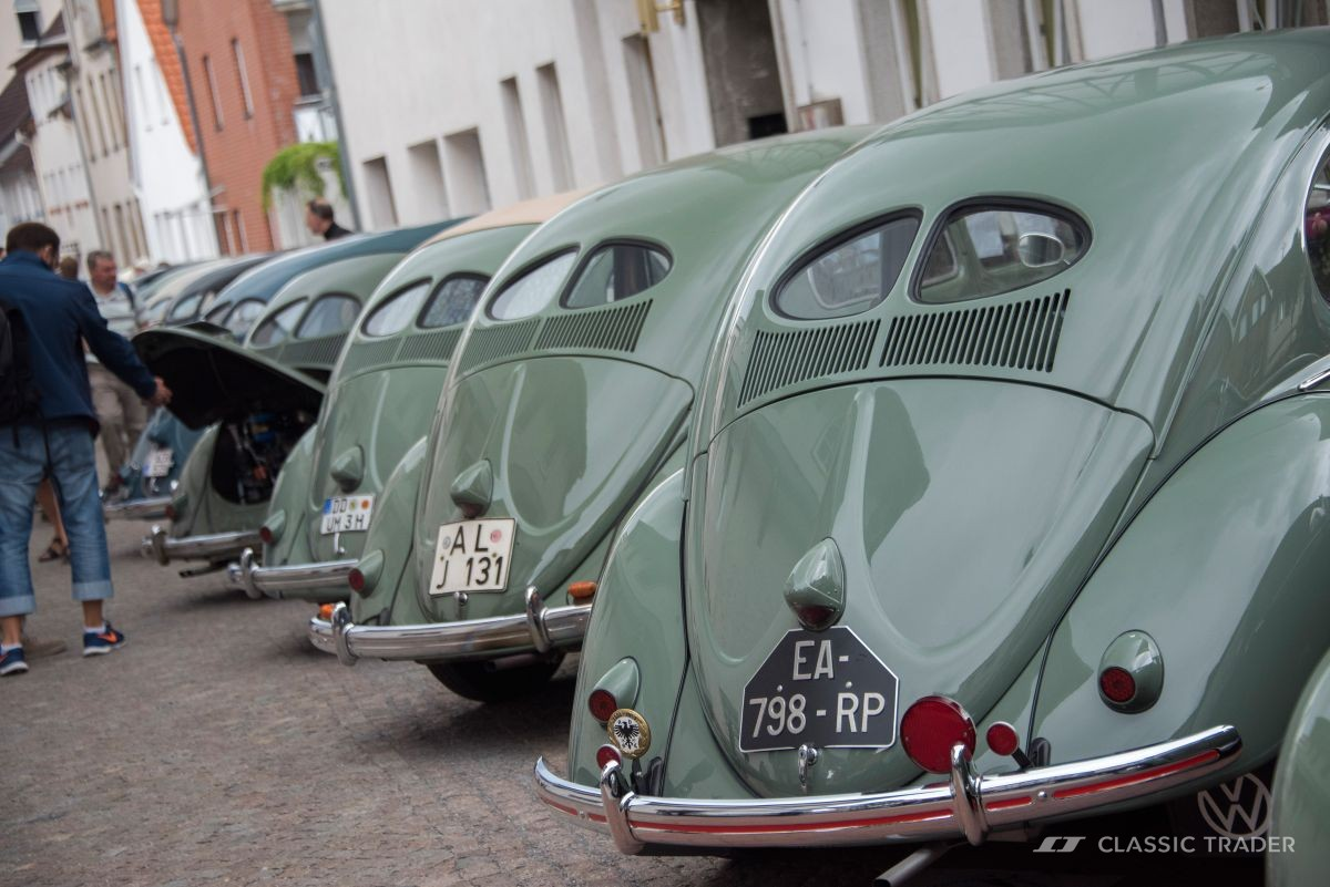Oldtimer-Boom Volkswagen Käfer