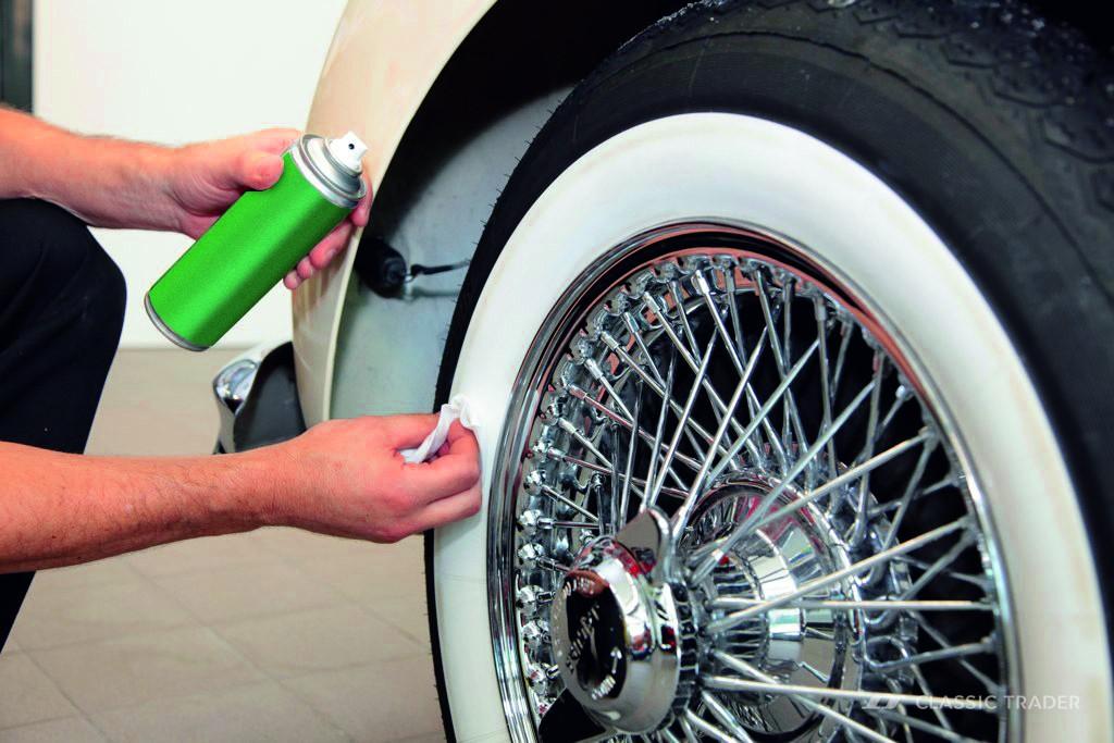 Wartung und Pflege Reifen 1