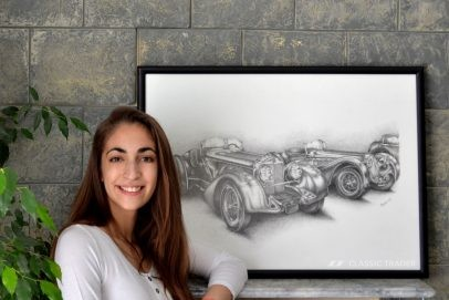 Yamila Zabaljauregui Portrait 1