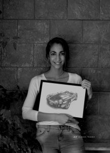 Yamila Zabaljauregui Portrait 2