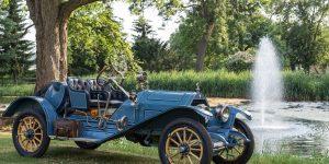 Hudson und Mercer – Legendäre Rennwagen aus dem frühen 20. Jahrhundert