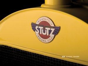 Hudson und Mercer Stutz Bearcat 6