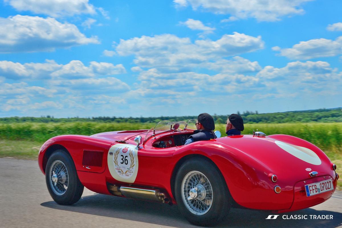 Jaguar C-Type Classic Sprint