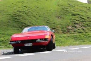 Passione Caracciola Ferrari GTB Daytona 2
