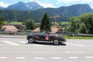 Passione Caracciola Mercedes 300 SC 1